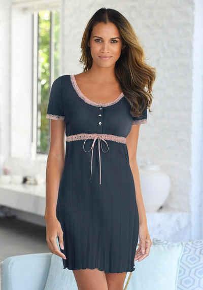 premium selection b4359 ddc81 Kurzarm Nachthemden online kaufen | OTTO