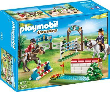 Playmobil® Konstruktionsspielsteine »Reitturnier (6930), Country«