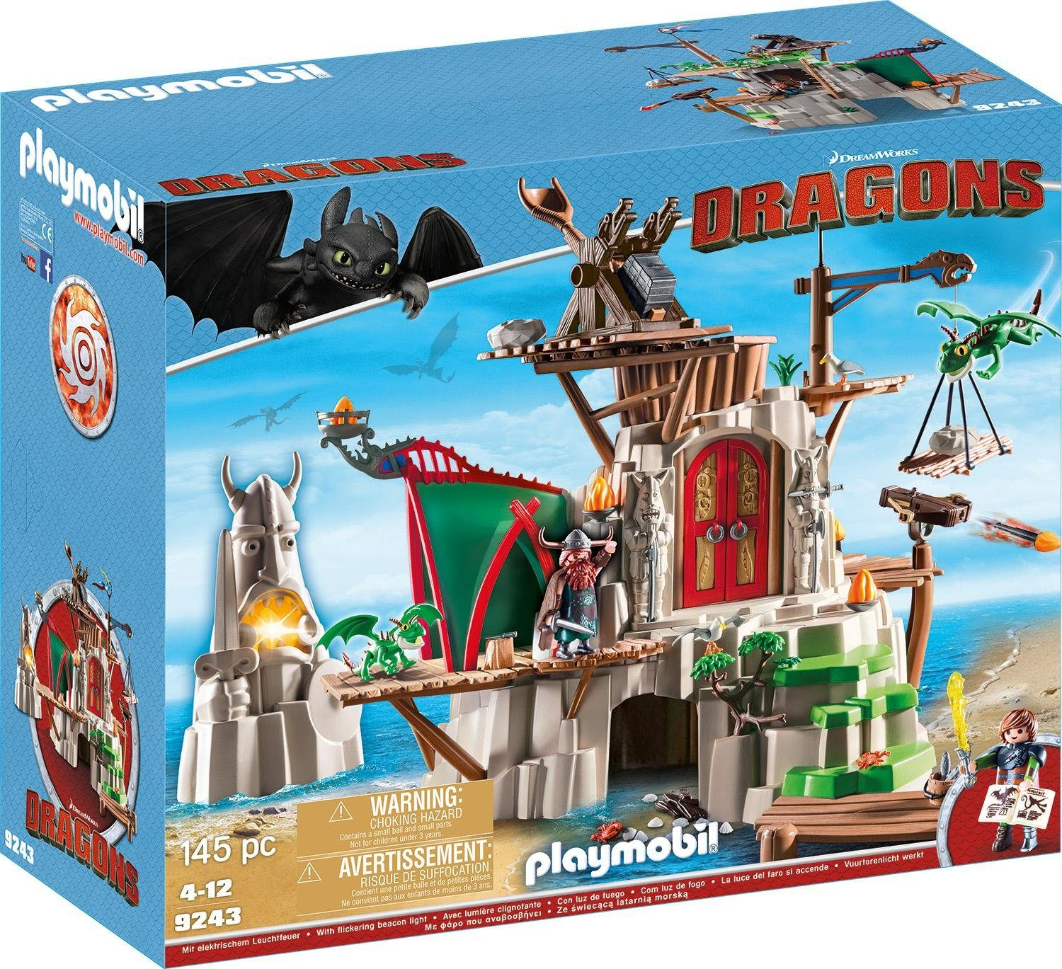Playmobil® Berk (9243), »Dragons«