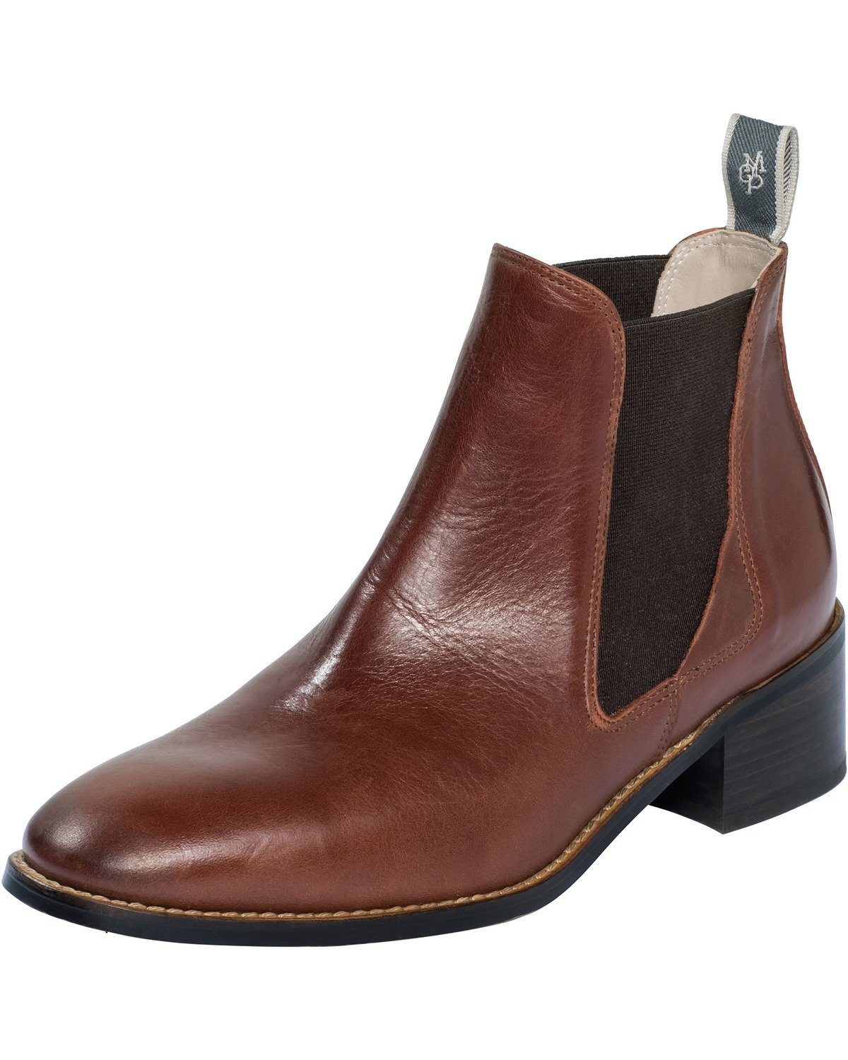 Marc O'Polo Chelseaboot online kaufen  Cognac