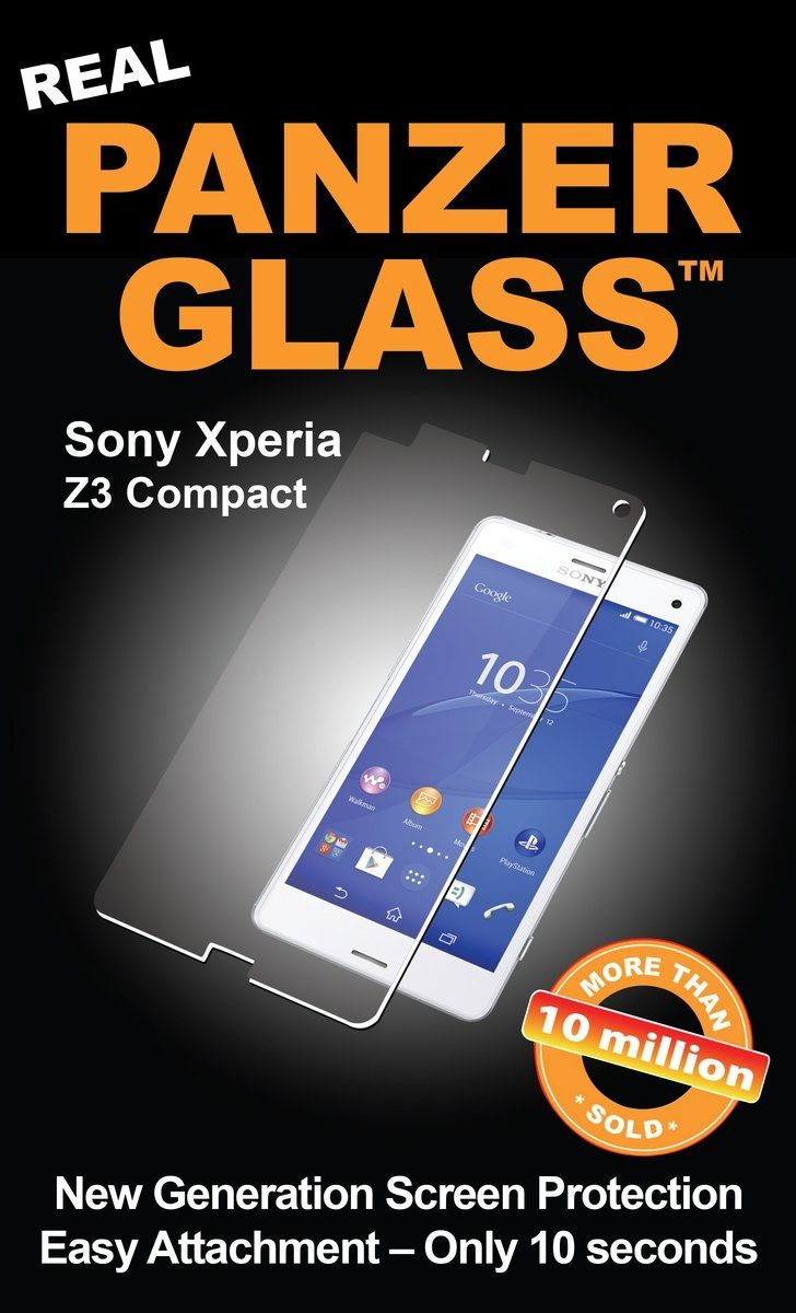 Panzerglass Folie »PanzerGlass Sony Xperia Z3 Compact«