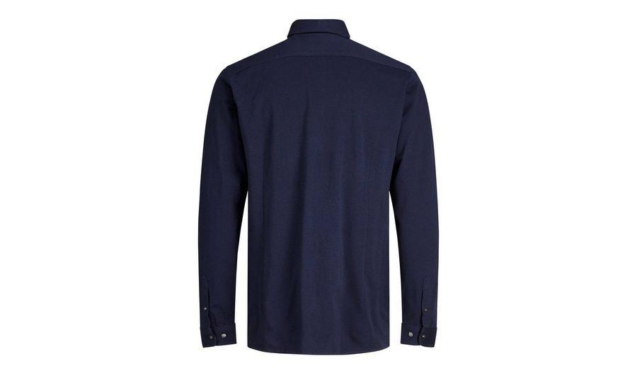 Jack & Jones Button-under- Langarmhemd Rabatt Modische Neueste Spielraum Niedrigen Preis Versandgebühr Steckdose Reihenfolge Billig Rabatt U48II97J3