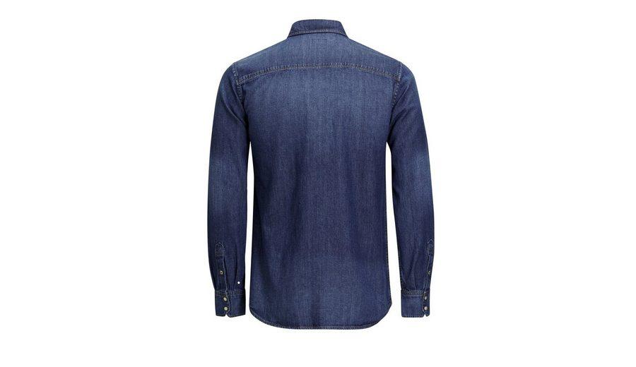 Jack & Jones Klassisches Langarmhemd Rabatt In Deutschland GM5YMdgGzc