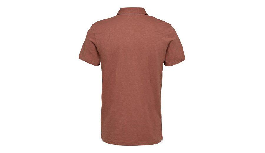 Selected Homme Klassisches Poloshirt Sehr Billig Zu Verkaufen Shop Für Verkauf Freies Verschiffen Erschwinglich Freies Verschiffen Die Besten Preise 3hzE2QHIRo