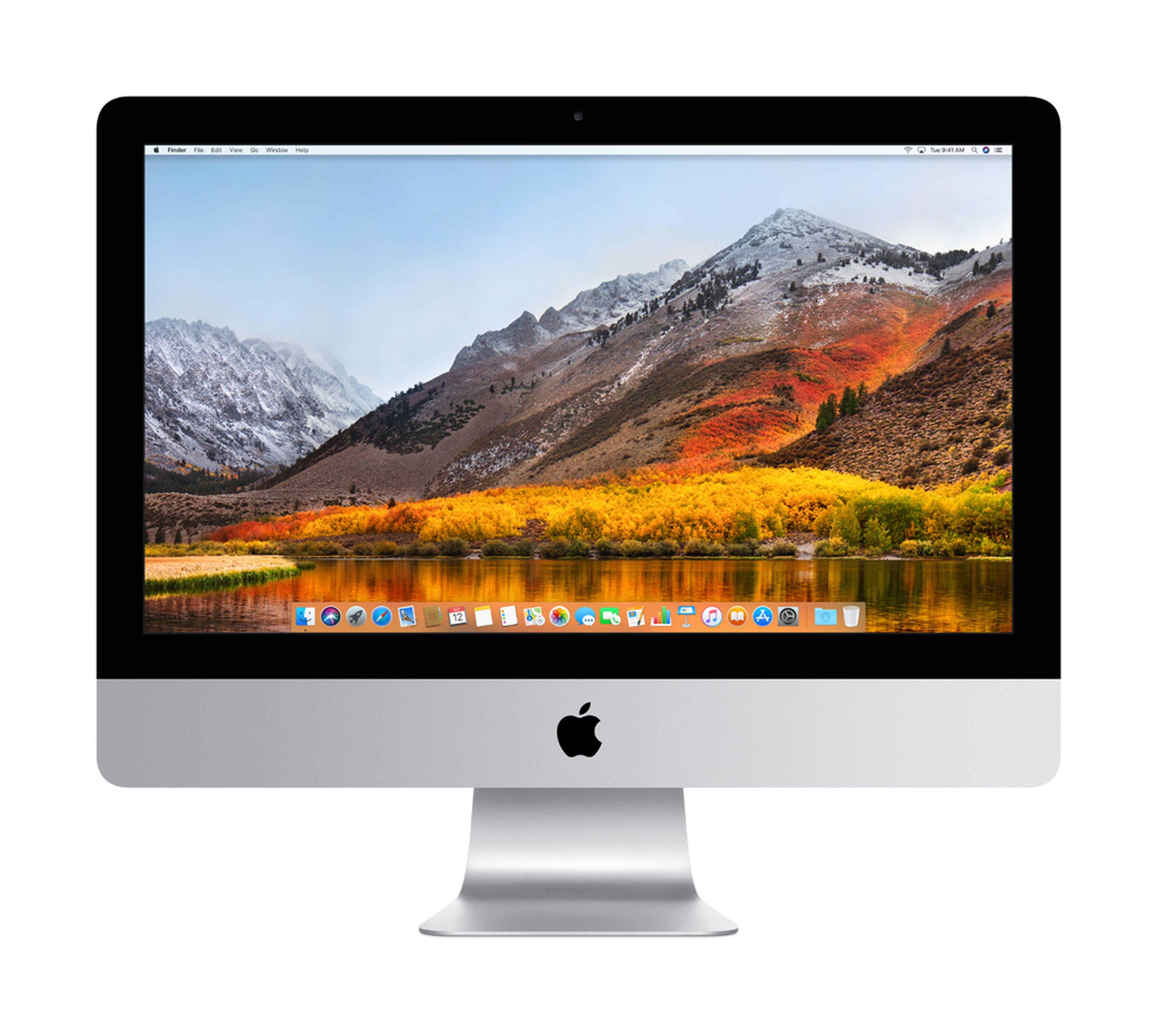 "APPLE iMac CTO (MNE02D/A) »Intel Core i7, 54,6cm (21,5""), 256 GB SSD, 16 GB«"