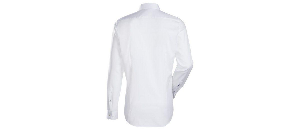 Jacques Britt Businesshemd Custom Fit, Kent-Kragen