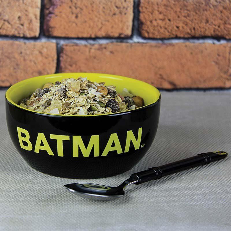 Paladone Fanartikel »DC Comics Batman Frühstücks Set«