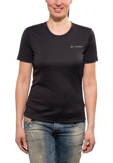 Tee-shirt De La Vaude Micro Mikeli Iv T-shirt Femmes
