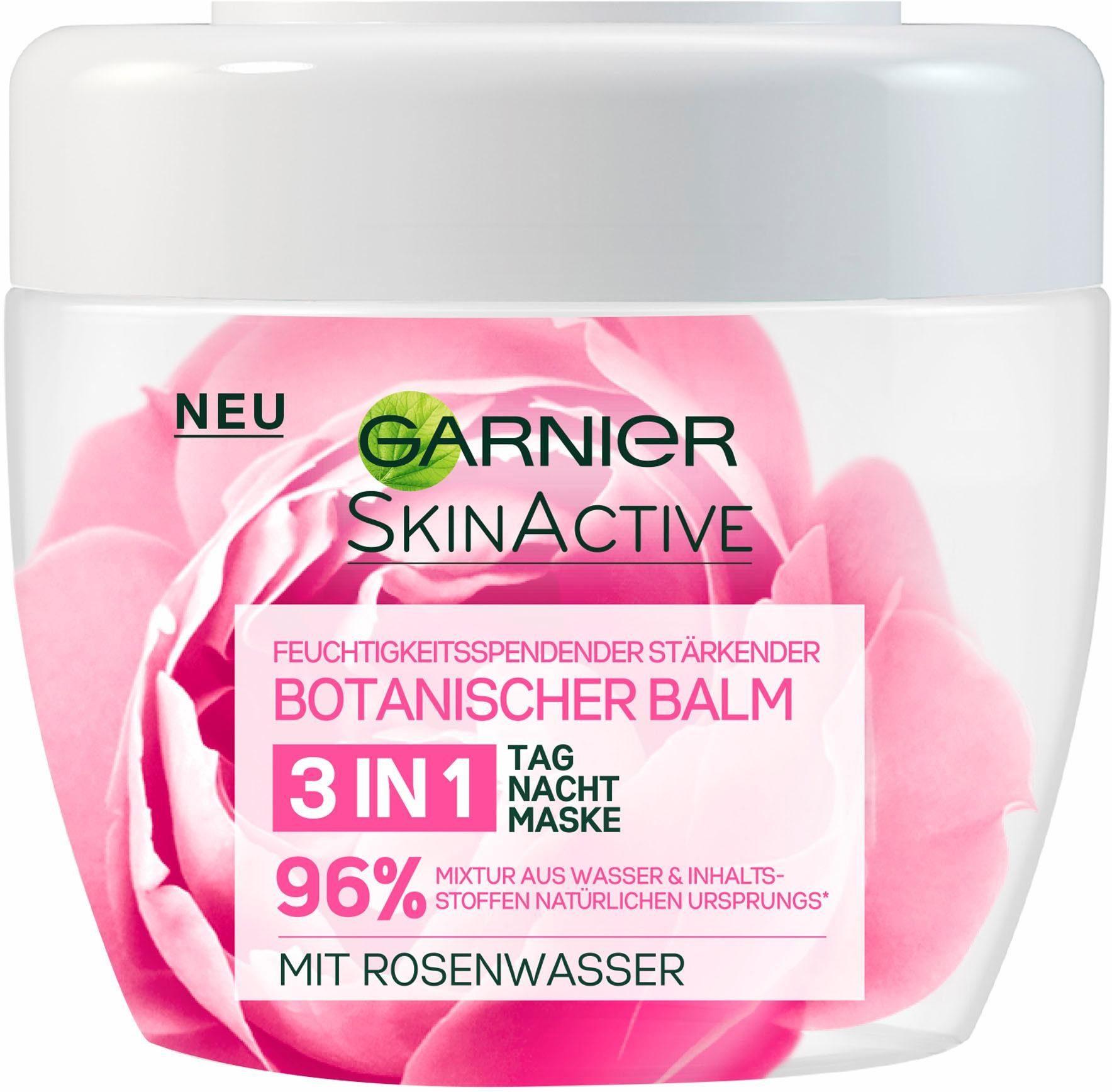 Garnier, »Skin Active Botanischer Balm Rose«, Gesichtspflege