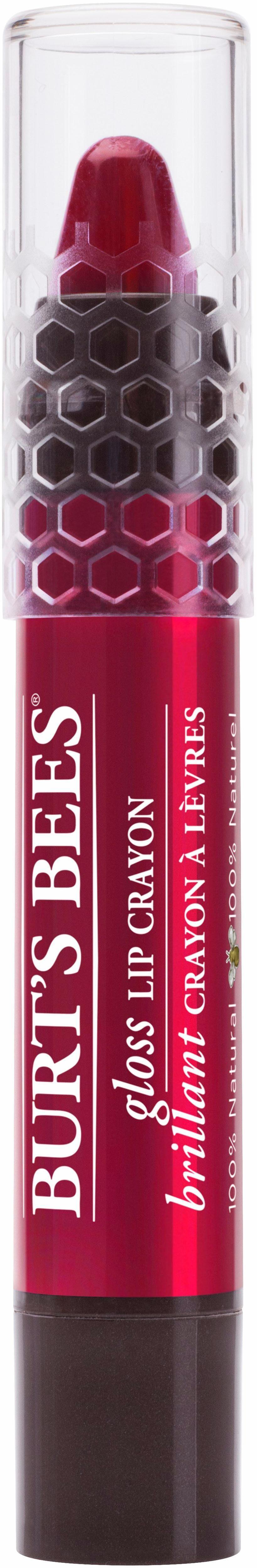 BURT'S BEES Lipgloss »Glossy Crayon«