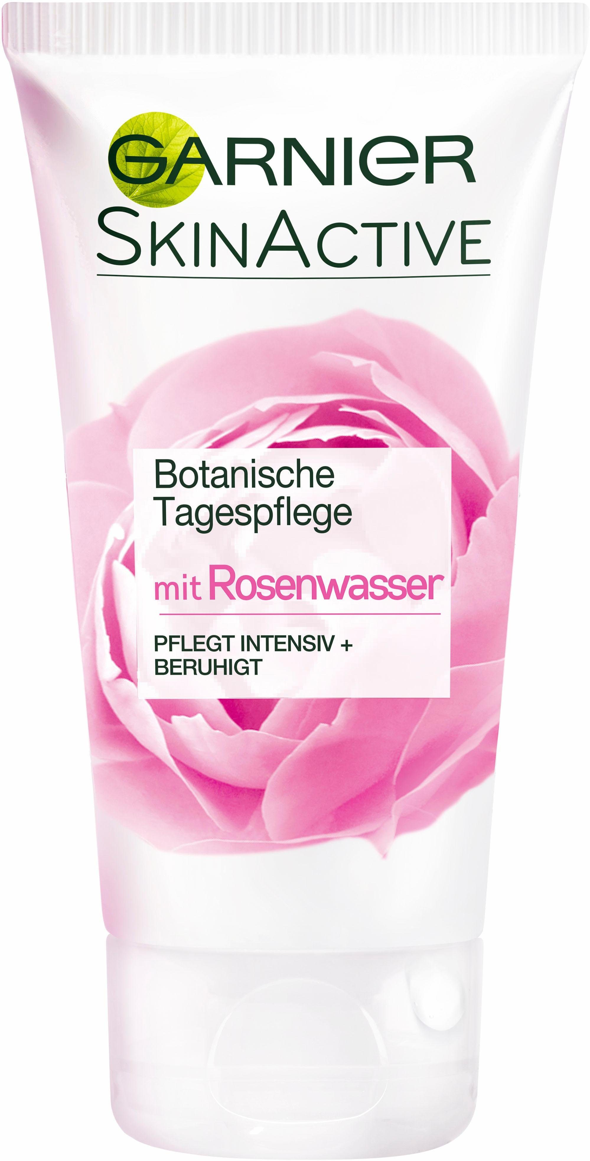 Garnier, »Skin Active Feuchtigkeitscreme Rose«, Gesichtspflege