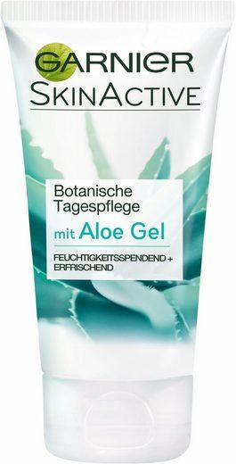 GARNIER Feuchtigkeitscreme »Skin Active Feuchtigkeitscreme Aloe Vera«