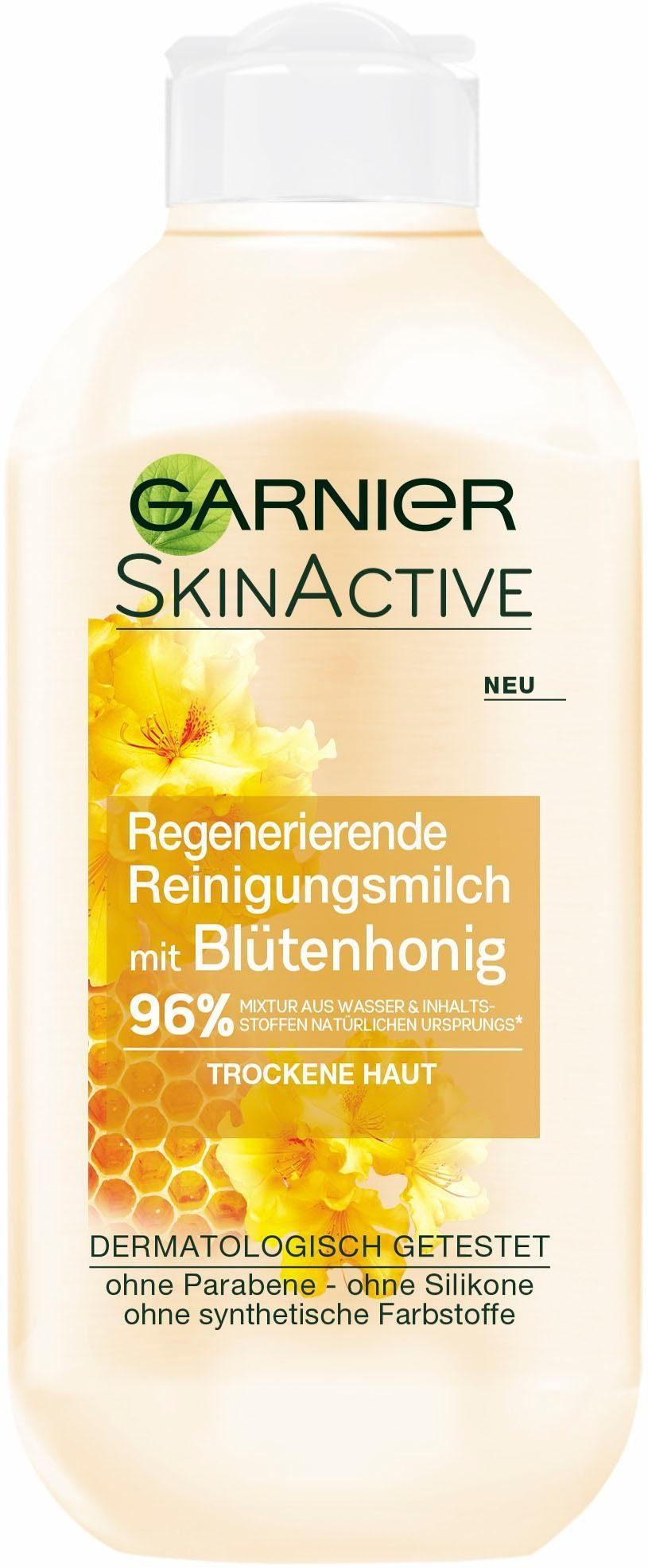 Garnier, »Skin Active Reinigungsmilch Honig«, Gesichtsreinigung