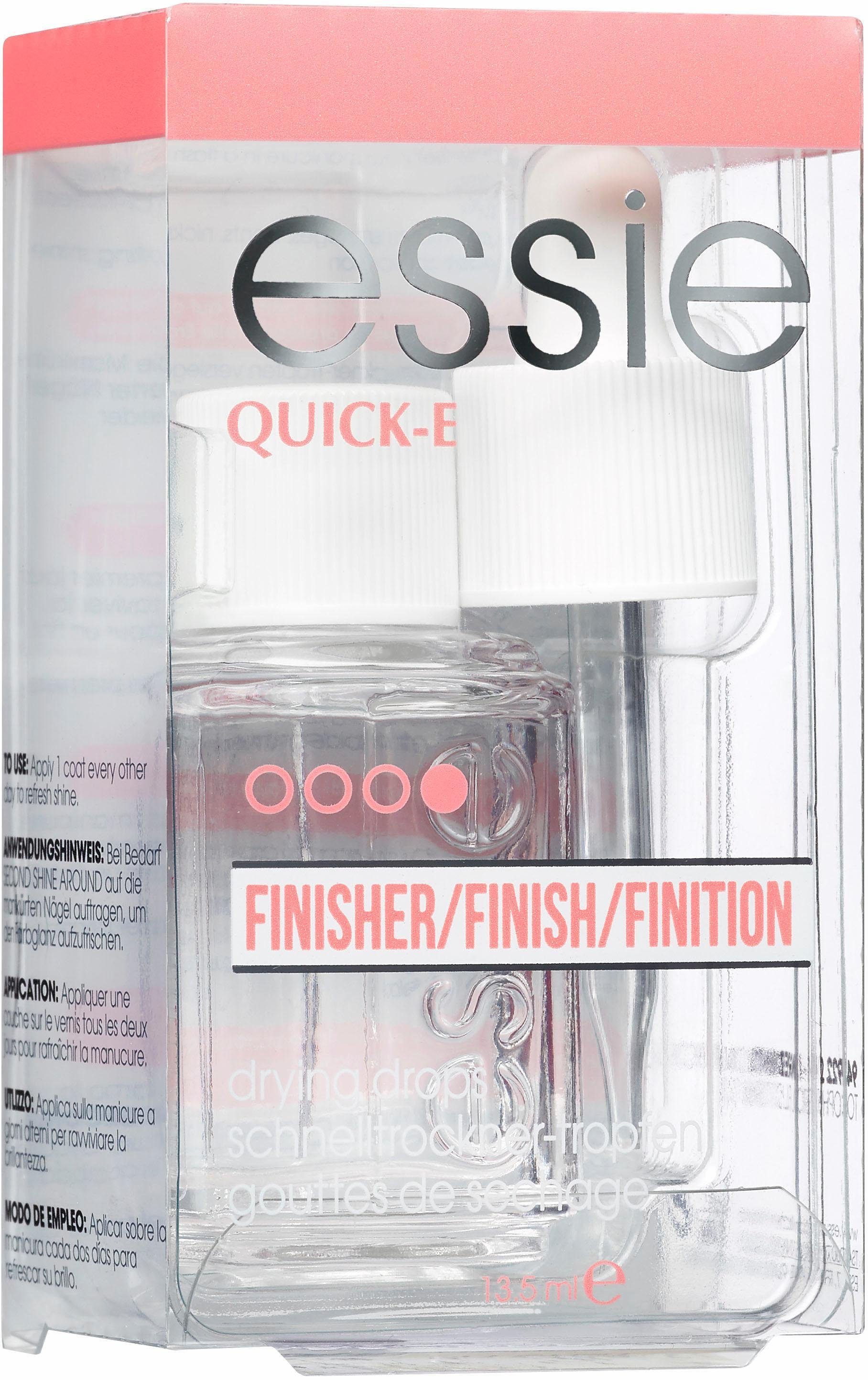 Essie, »Essie Quick Drying Drops«, Nagelpflege