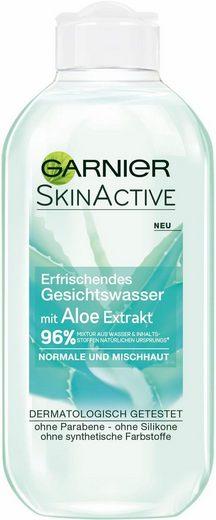 GARNIER Gesichtswasser »Skin Active Aloe Vera«