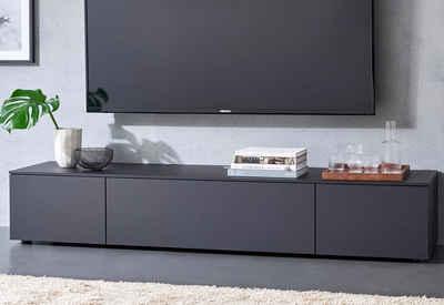 spectral lowboard select wahlweise mit tv halterung breite 200 cm