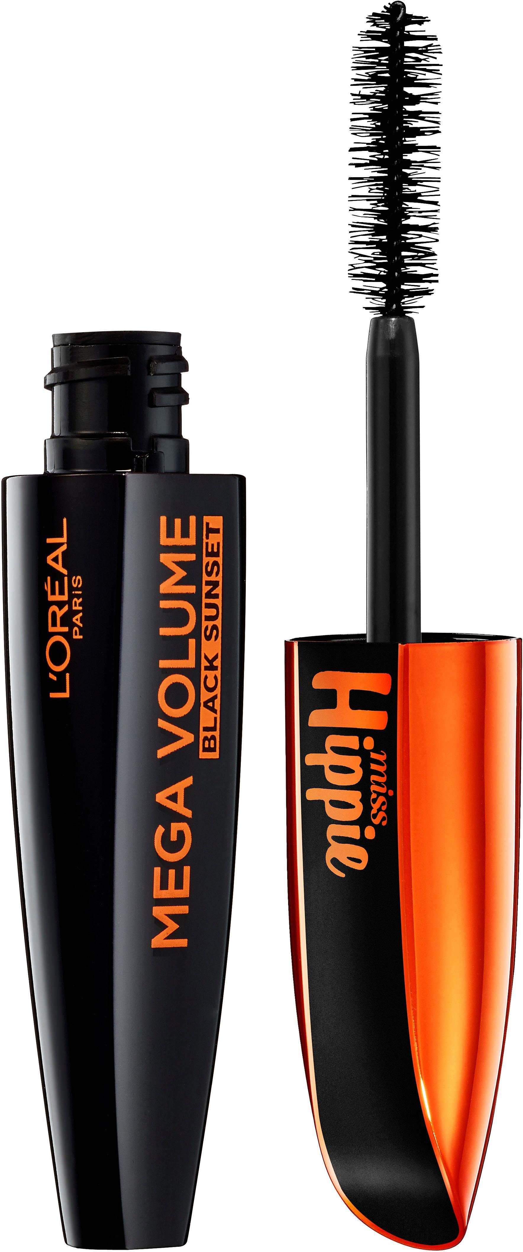 L'Oréal Paris, »Mega Volume Collagene Manga Hippie Black Sunset«, Mascara