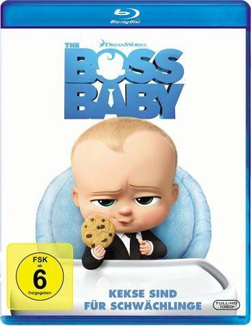 Blu-ray »The Boss Baby«