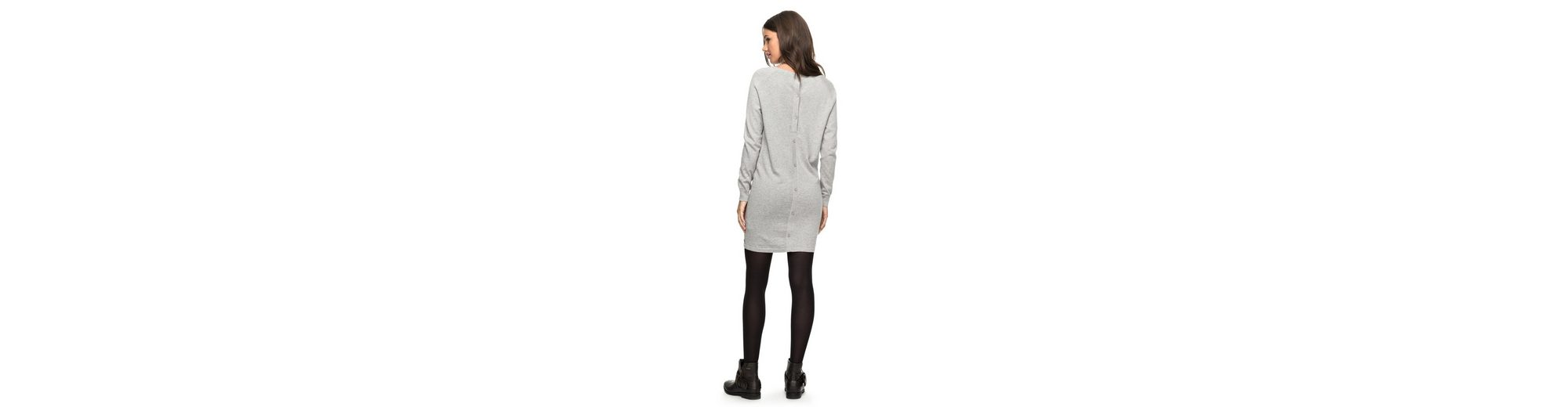 Verkauf Für Schön Spielfrei Versand Roxy Langarm-Kleid mit Knopfleiste Winter Story Marktfähig Mode Online-Verkauf N4tEprY