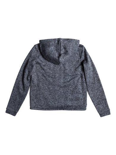 Roxy Zip-Up Kapuzen-Sweatshirt Salty Seas
