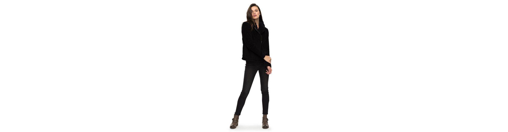Roxy Plüsch-Fleece-Jacke Dream Freely Outlet Kaufen Sehr Billig Günstig Online pAYoKoAJ5