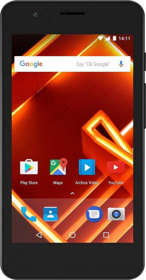 Archos Access 40 - 4G Smartphone, 10,16 cm (4 Zoll) Display, LTE (4G), Android 7.0 (Nougat) - Preisvergleich