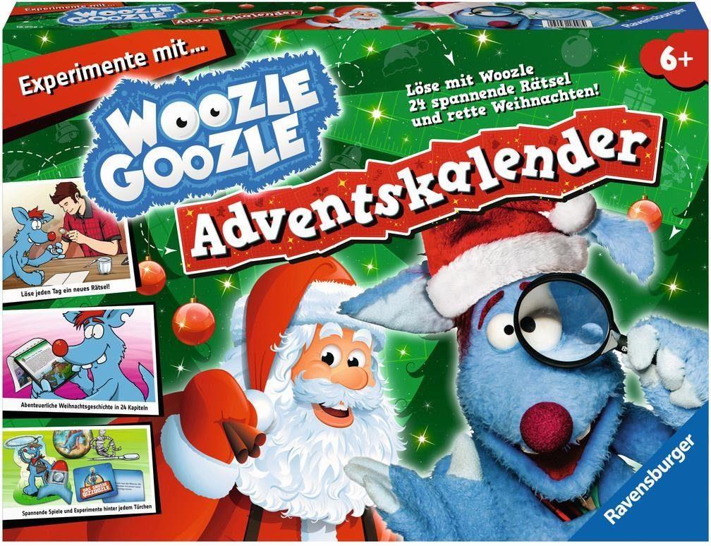 Ravensburger Adventskalender, »Woozle Goozle 2017«