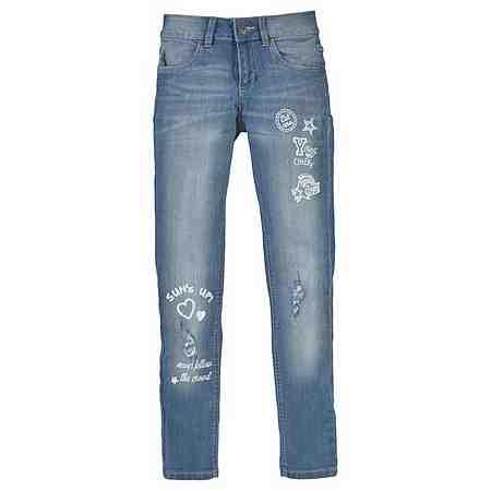 Mädchen: Teens (Gr. 128 - 182): Jeans