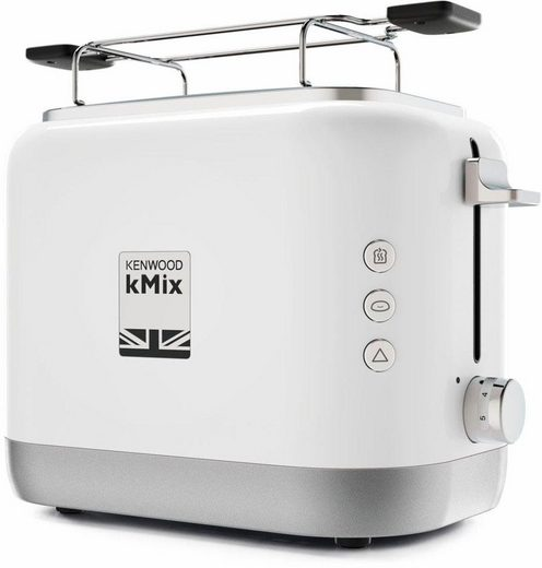 KENWOOD Toaster TCX751WH, 2 kurze Schlitze, 900 W