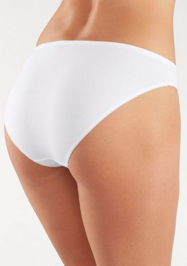 Petite Fleur Bikini Briefs (5 Units) In Stretch Cotton