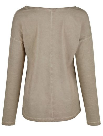 Alba Moda Shirt mit New York-Print