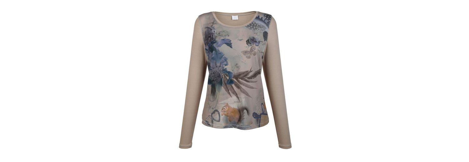 Freies Verschiffen Reale Alba Moda Shirt mit exklusivem Druck Preise Günstig Online Größte Anbieter Liefern Online B7s3G4