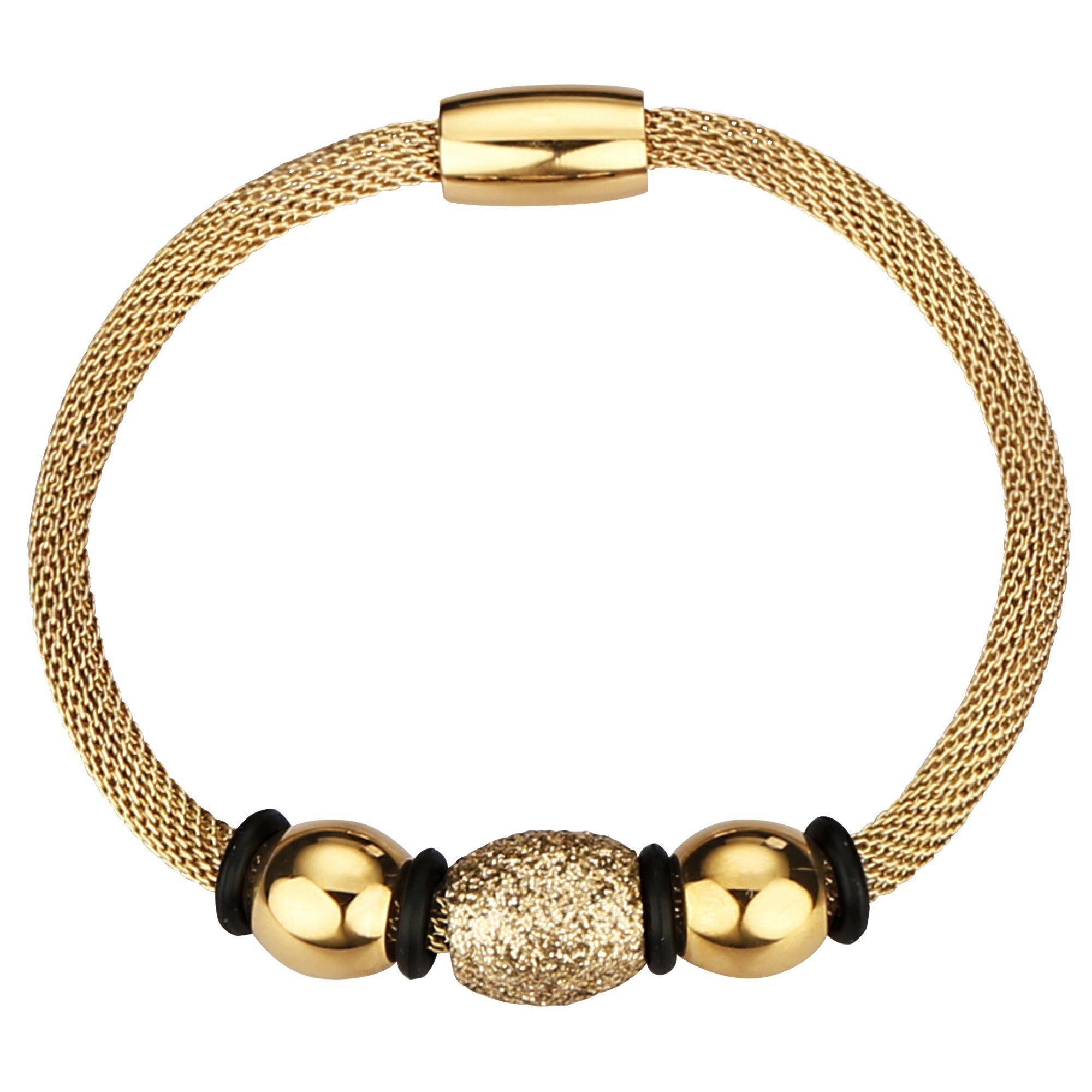 Jacques Lemans Armband »Edelstahl«