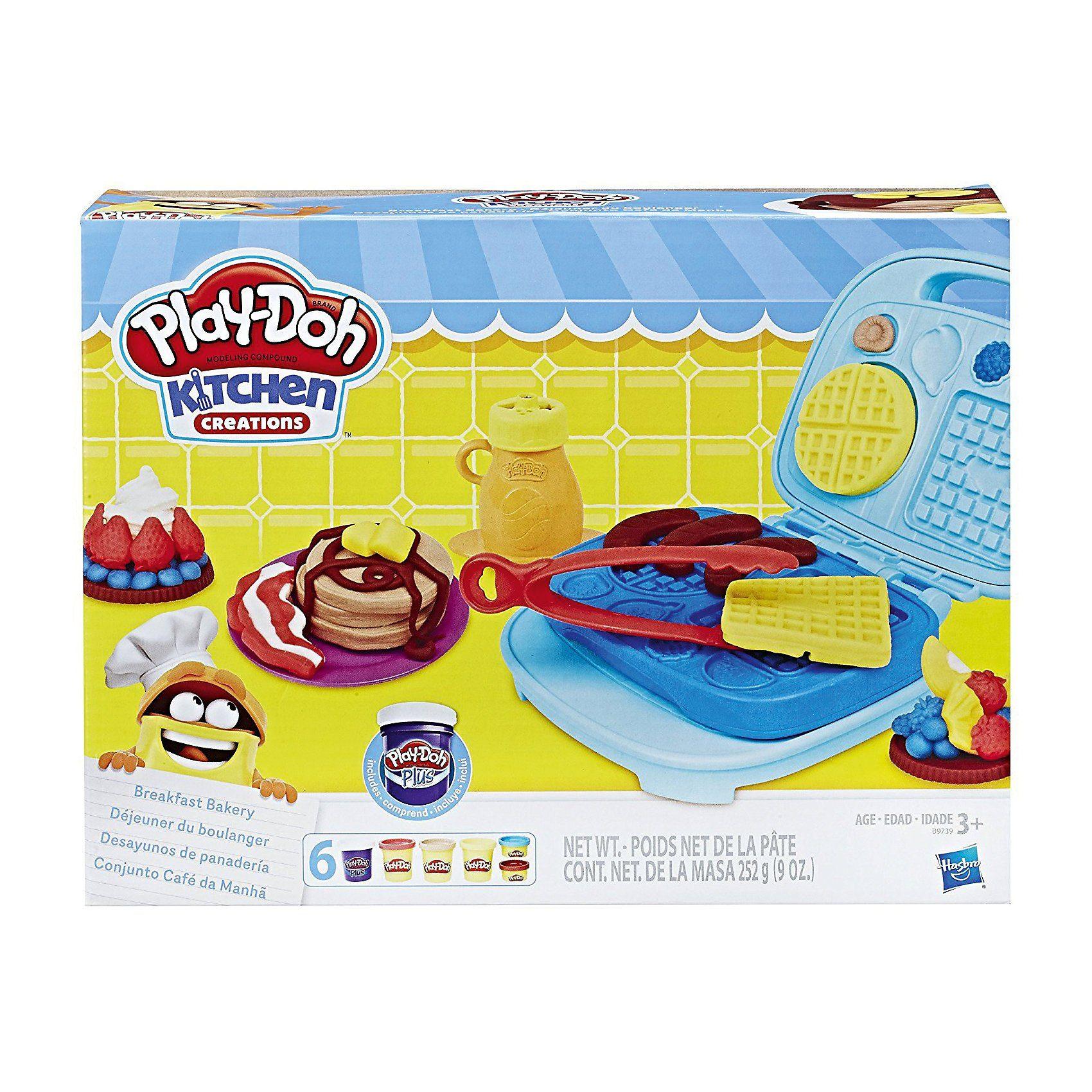 Hasbro Play-Doh Kitchen Schlemmer-Frühstück