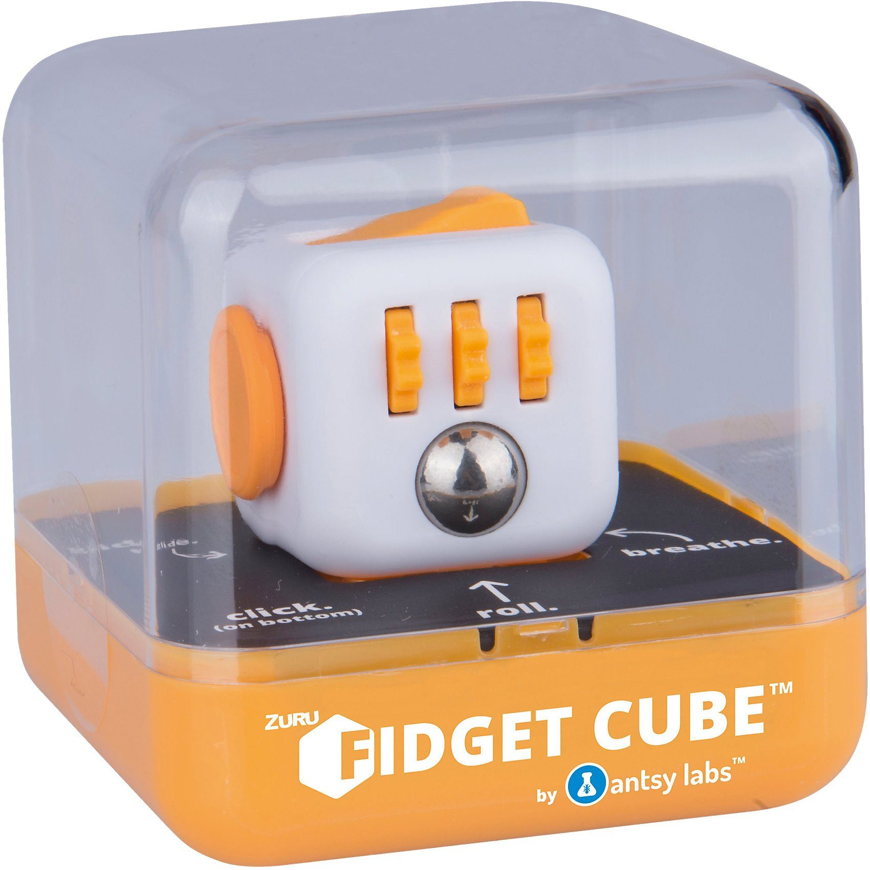 BOTI Fidget Cube - orange
