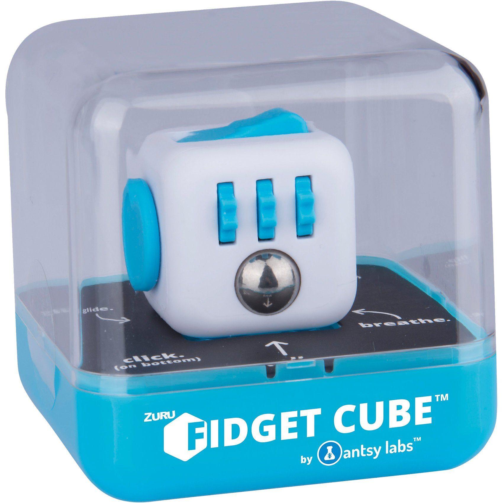 BOTI Fidget Cube - blau