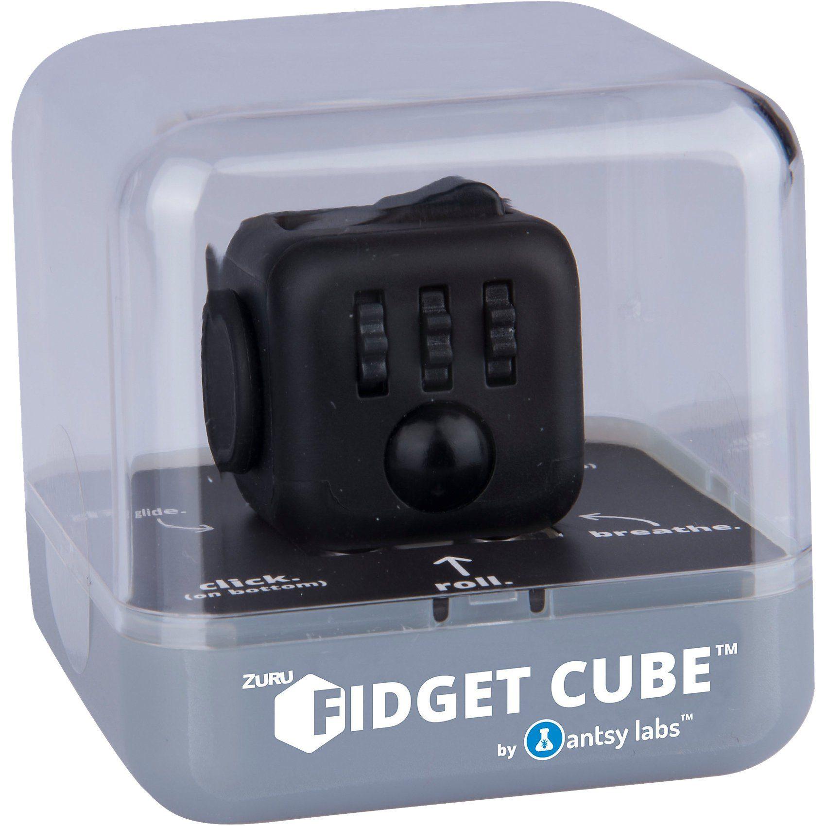 BOTI Fidget Cube - schwarz