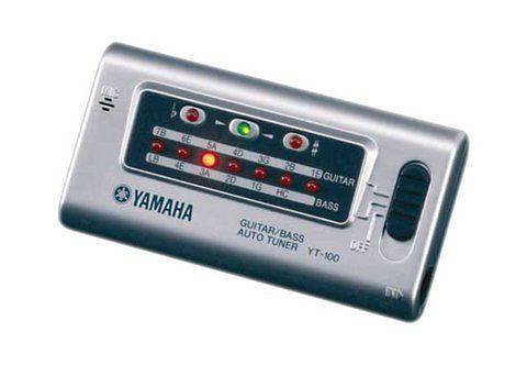 Gitarrentuner, YAMAHA®, »YT-100«