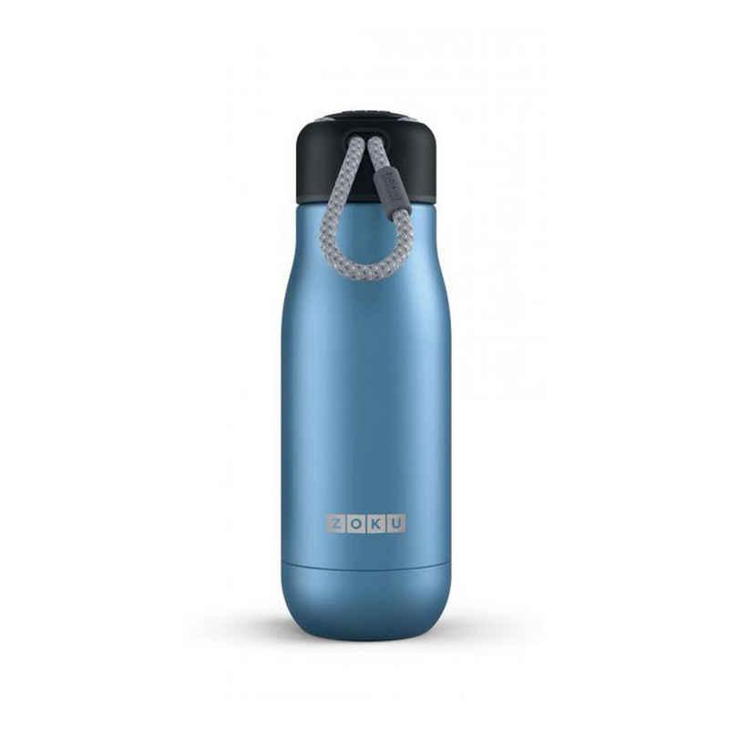 ZOKU Thermoflasche »Trinkflasche Edelstahl 0.53 l«