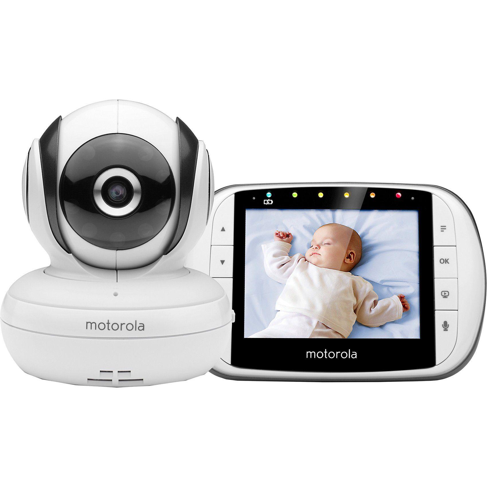 Motorola Video Babyphone MBP36SC