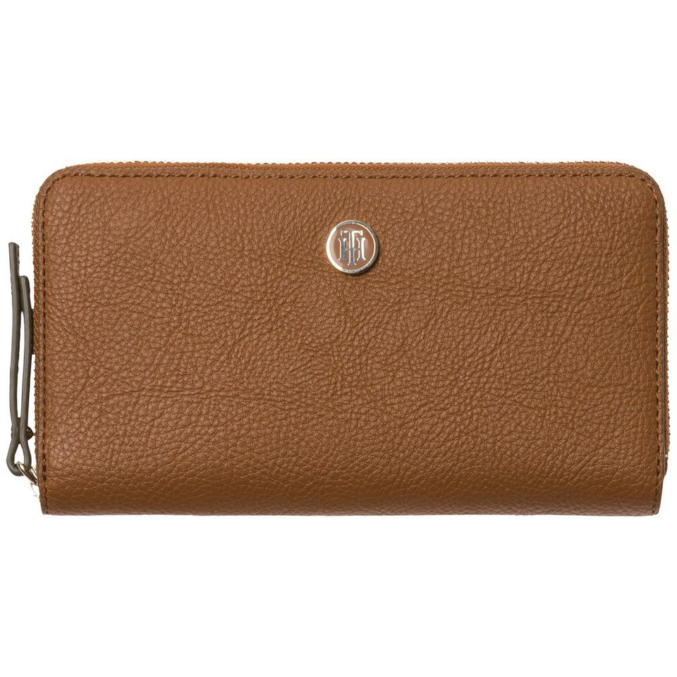 Tommy Hilfiger Portemonnaie Effortless Novelty Lrg Za Wallet