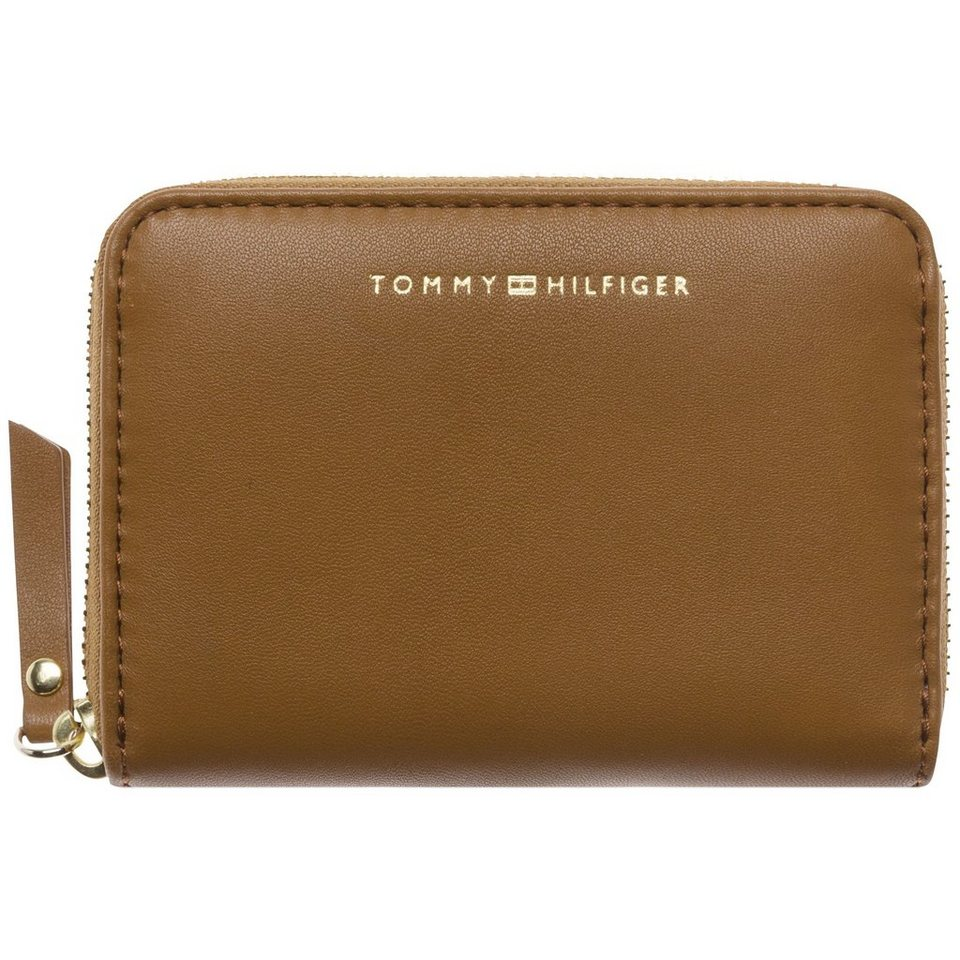 Tommy Hilfiger Portemonnaie SMOOTH LEATHER SM ZA WALLET Online - Porte monnaie tommy hilfiger