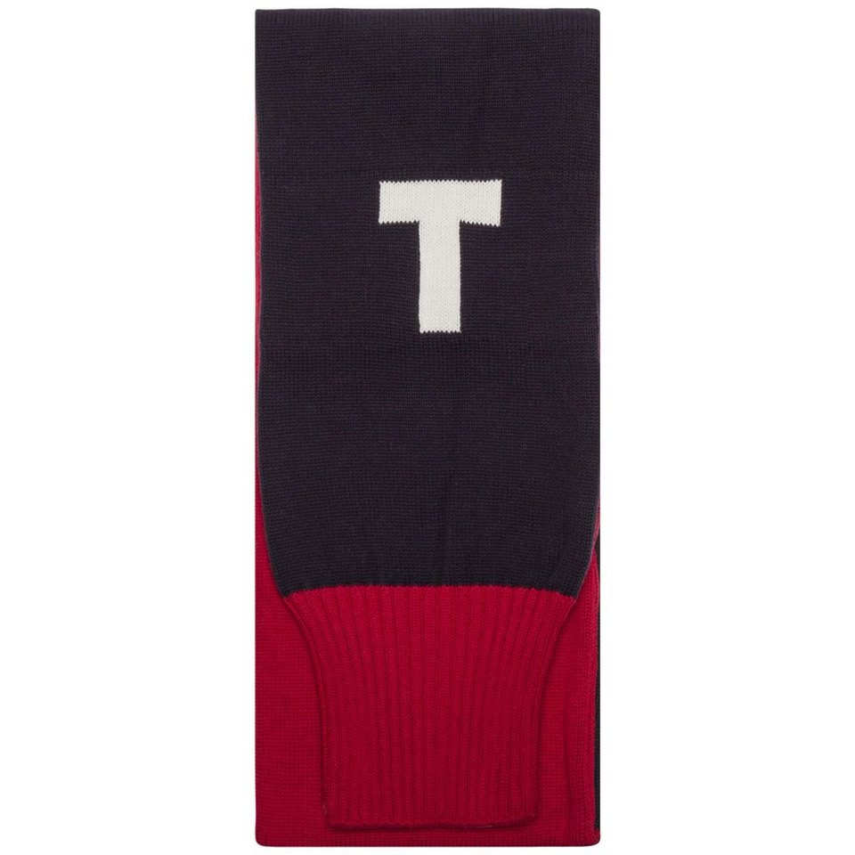tommy hilfiger schal th denim knit scarf kaufen otto. Black Bedroom Furniture Sets. Home Design Ideas