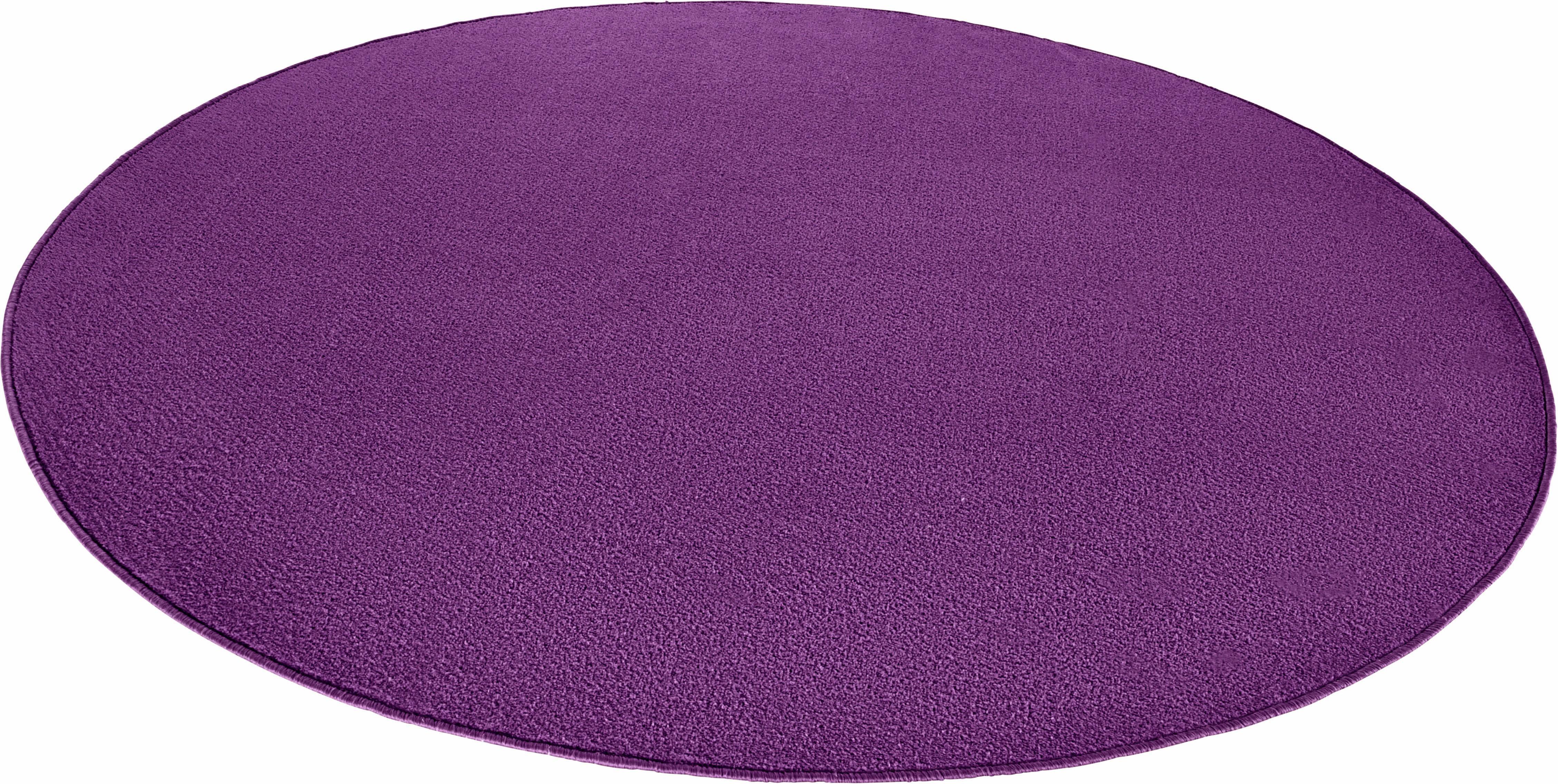 Teppich »Fancy«, , rund, Höhe 7 mm