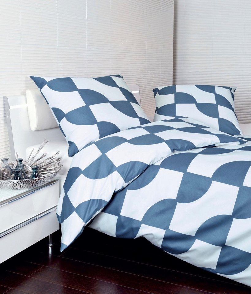 bettw sche janine solothurn mit angedeuteten kreisen online kaufen otto. Black Bedroom Furniture Sets. Home Design Ideas