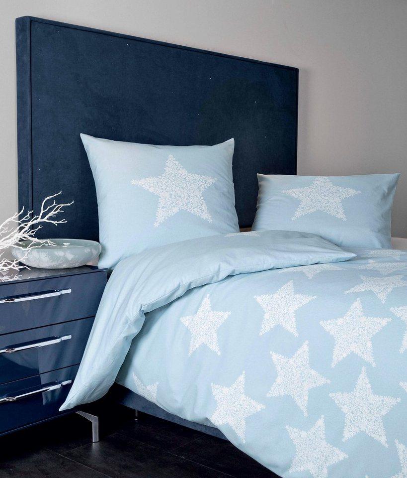 bettw sche greifswald janine mit sternen versehen online kaufen otto. Black Bedroom Furniture Sets. Home Design Ideas