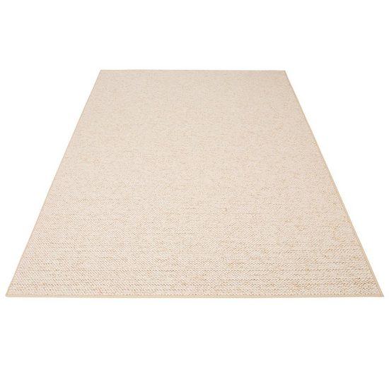 Teppich »Polly«, my home, rechteckig, Höhe 12 mm, Woll-Optik