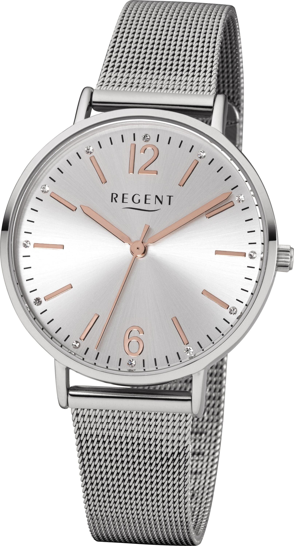Regent Quarzuhr »12221042«