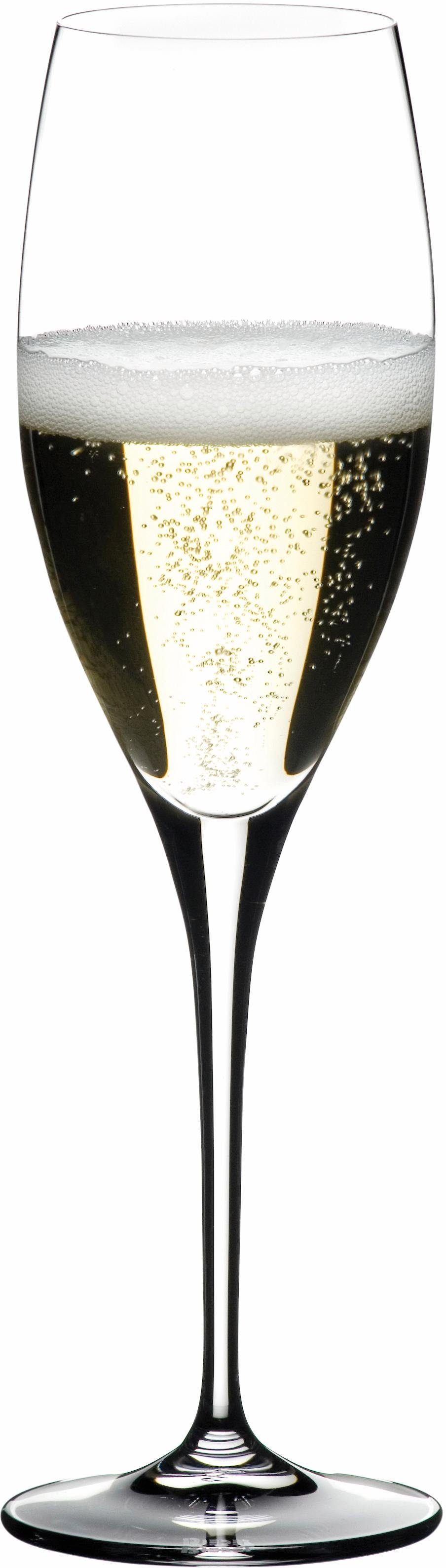 RIEDEL GLASS Champagner-Glas, 2teilig, Made in Germany, »Heart to Heart«
