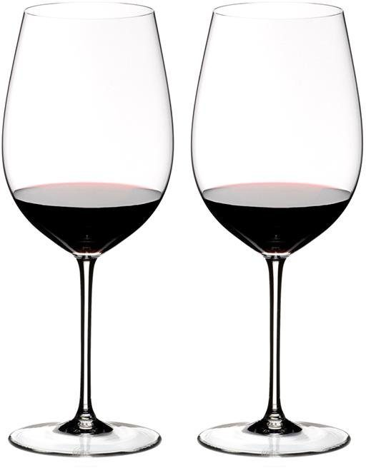 RIEDEL GLASS Weißweinglas, Bordeaux Grand, 2er Set, »Sommeliers«